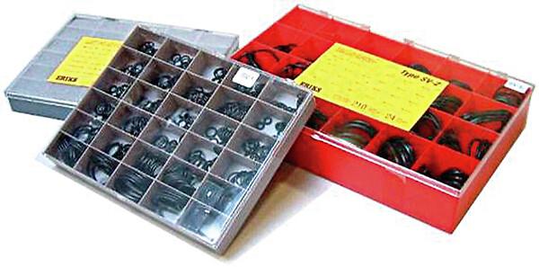 OR Sortimentlådor och Servicebox