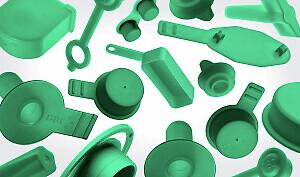 Suojatulpat Biomateriaaleista